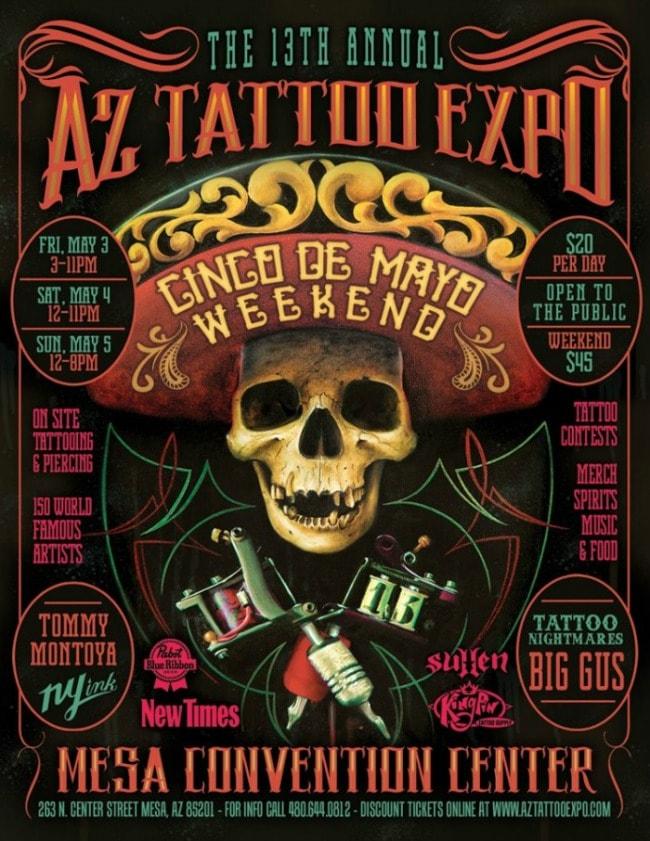 2013 AZ Tattoo Expo