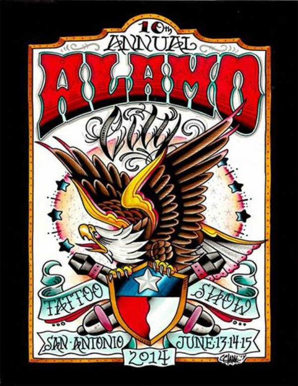 alamo city tattoo expo june 2015