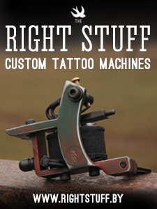 Right Stuff Tattoo Machines
