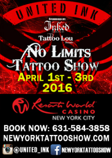 No Limit Tattoo Show