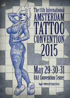 Amsterdam Tattoo Convention 2015
