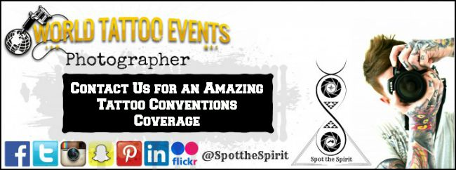 Tattoo Conventions Coverage