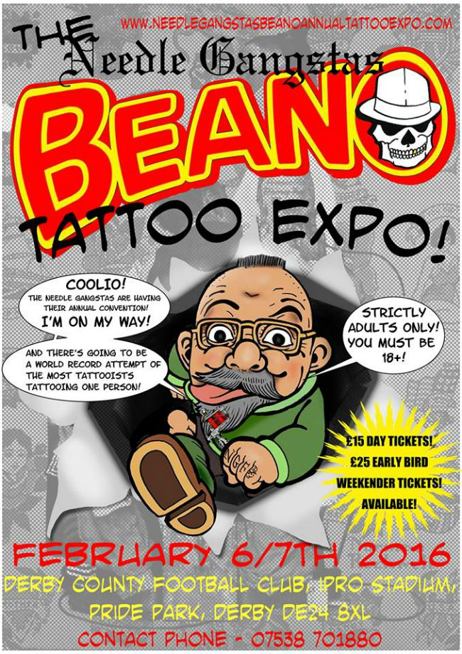 2016Needle Gangstas Tattoo Expo-min