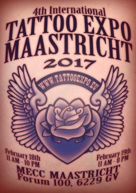 Maastricht Tattoo Expo 2017-min