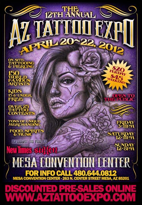 AZ Tattoo Expo 2012