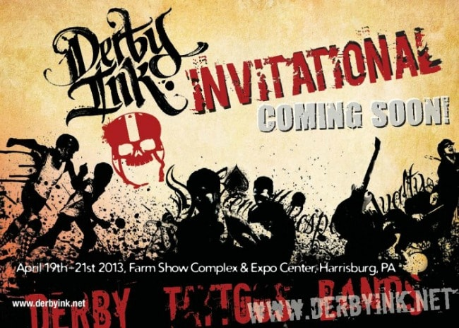 2013 Derby Ink Invitational