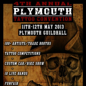 2013 Plymouth Tattoo Convention