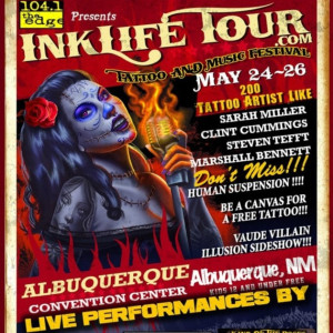 2014 Ink Life Tour Albuquerque Tattoo Convention