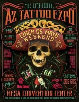 AZ Tattoo Expo 3 May 2013