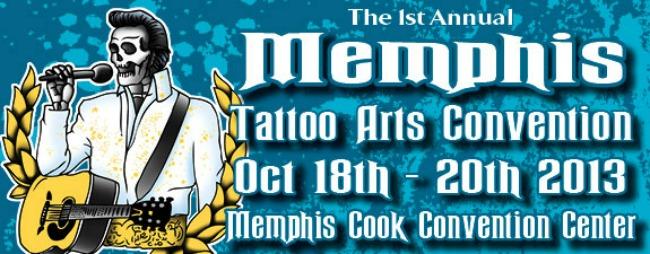 2013 Memphis Tattoo Arts Convention