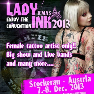 2013 The Lady Ink Tattoo Convention