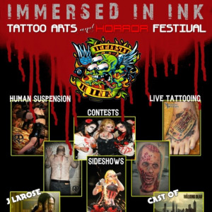 2014 Immersed In Ink Tattoo Arts & Horror Festival