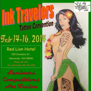 2014 Annual Ink Travelers Tattoo Convention