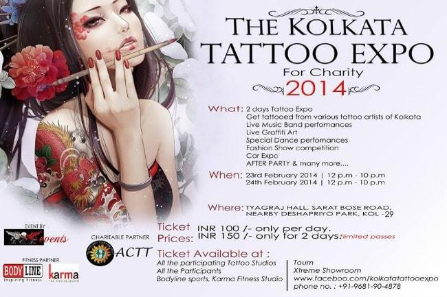 Kolkata Tattoo Expo program-min