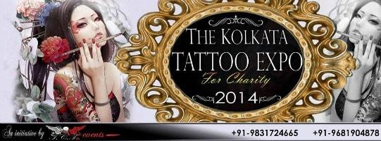 The Kolkata Tattoo Expo 2014-min