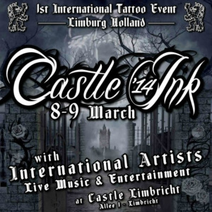 2014 Castle Ink Convention