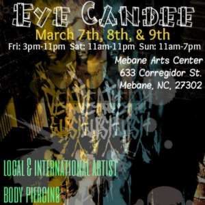 2014 Eye Candee Tattoo Expo
