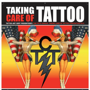 2014 4th Taking Care of Tattoo in Zeist