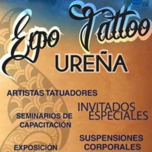 2014 Expo Tattoo Ureña