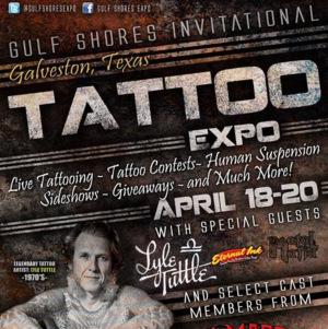 2014 Gulf Shores Invitational Tattoo Expo