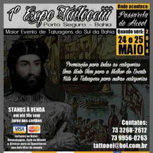 2014 1º Expo Tattooeiii