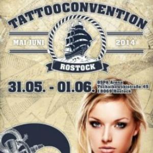 2014 Tattoo Convention Rostock