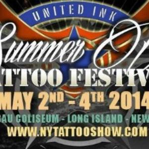 2014 United Ink Summer Vibe Tattoo Festival