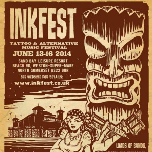 2014 Inkfest Tattoo & Alternative Music Festival