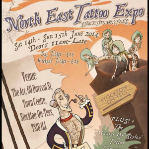2014 North East Tattoo Expo