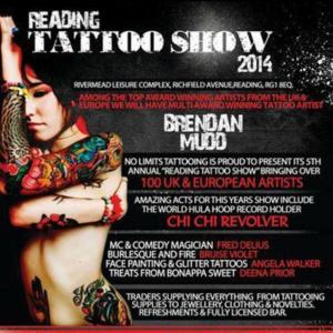2014 Reading Tattoo Show