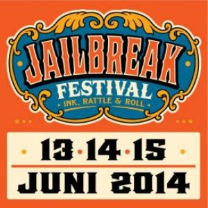 Jailbreak Festival Tattoo 2014