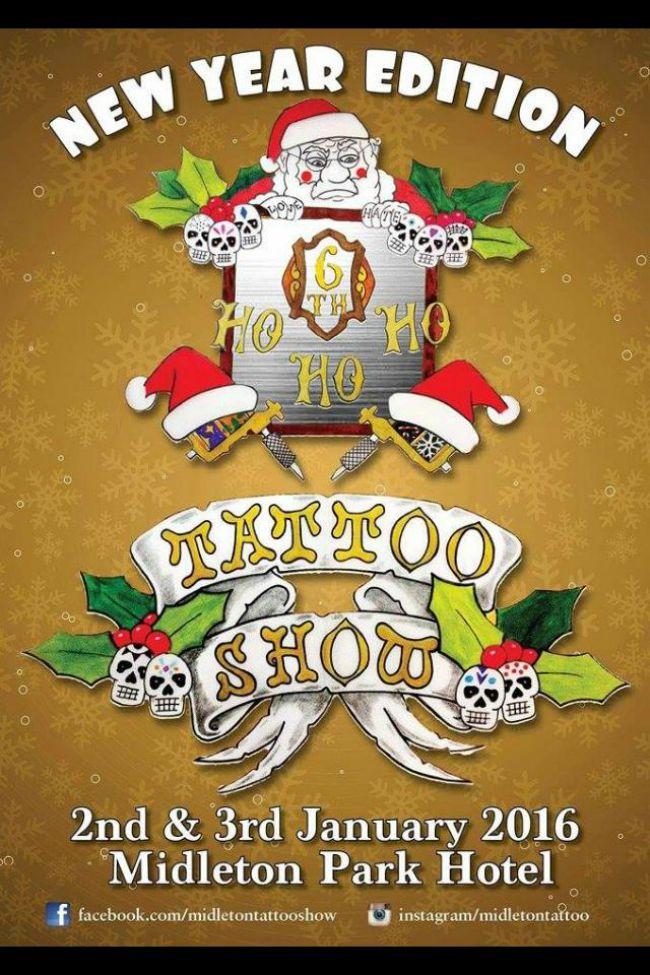 2016Hohoho Tattoo Show-min