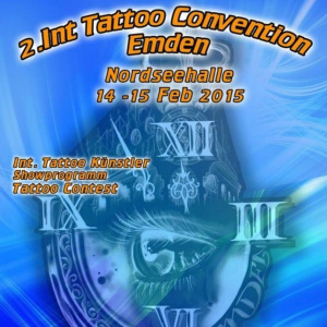 2015 Tattoo Convention Emden
