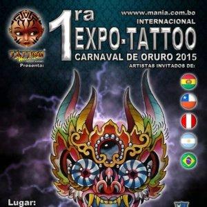 Expo-Tattoo-Carnaval-de-Oruro 2015