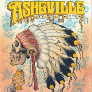 2015 Annual Asheville Tattoo Fest