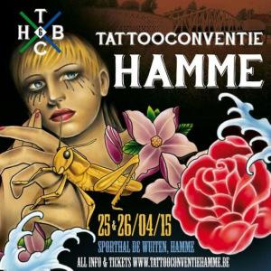 2015 Tattooconventie Hamme