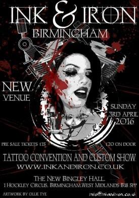 Ink Iron Tattoo Convention 2016-min