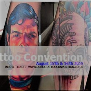 2015 Dundee Tattoo Convention