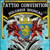 Tattoo Convention Bourgas 8 August 2015