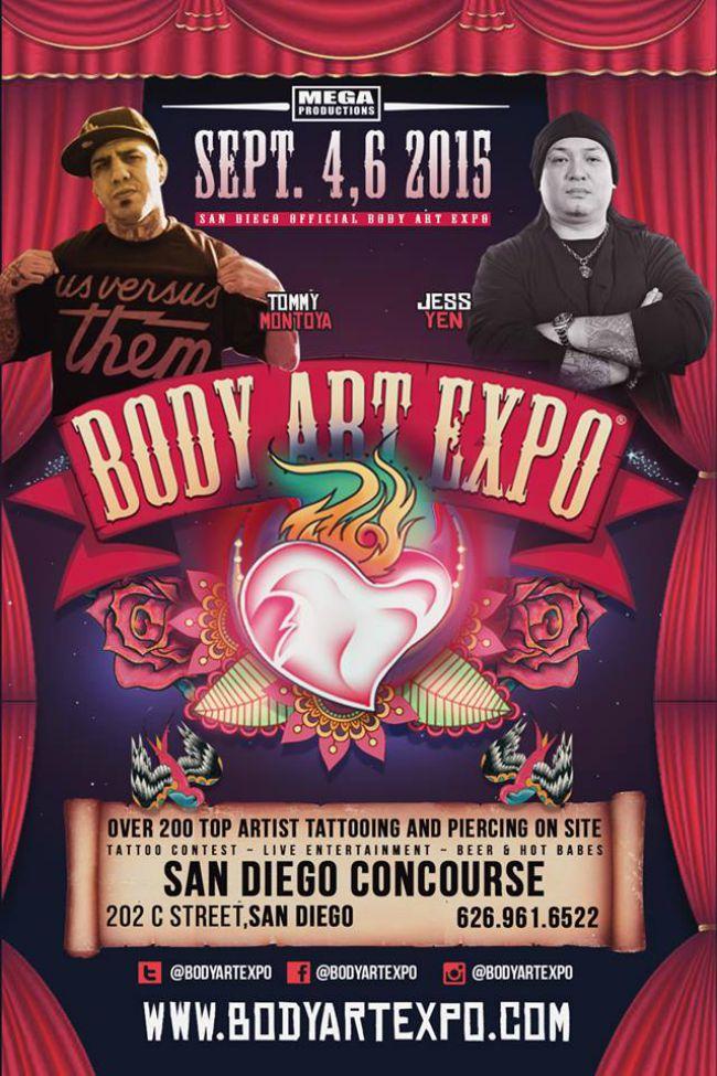 2015 Body Art Expo San Diego Show-min