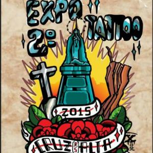 2015 2º Expo Tattoo Cruz Alta