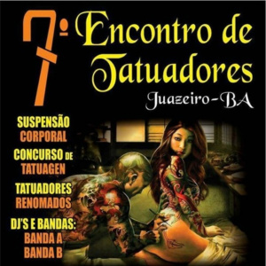 2015 Encontro de Tatuadores de Juazerio