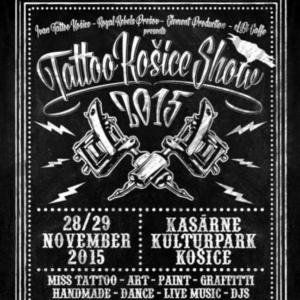 2015 Tattoo Kosice Show