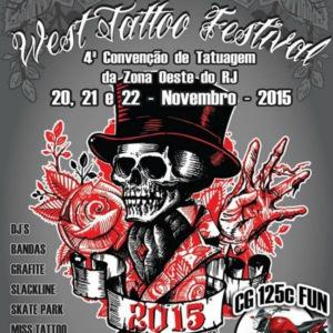 2015 West Tattoo Festival