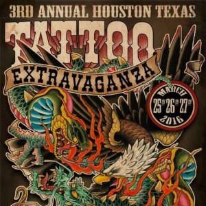 2016 Houston Texas Tattoo Extravaganza