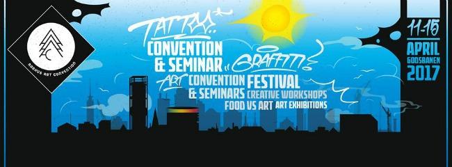 2017 Aarhus Art Convention