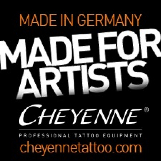 Cheyenne Tattoo Supply