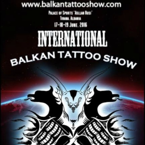 2016 Balkan International Tattoo Show