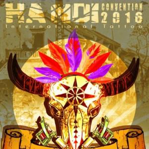 2016 Hanoi International Tattoo Convention