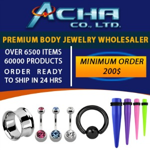 Acha Direct Body Jewelry Wholesaler